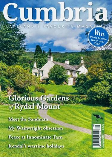 Cumbria magazine cover