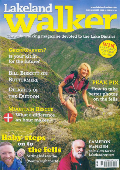 Lakeland Walker magazine cover