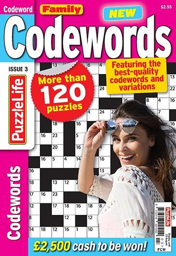 Family Codewords magazine cover