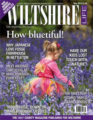 Wiltshire Life magazine cover