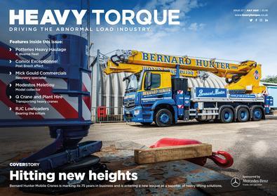HeavyTorque magazine cover
