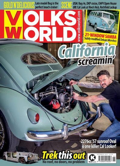 Volksworld magazine cover