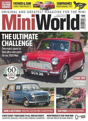 Mini World magazine cover