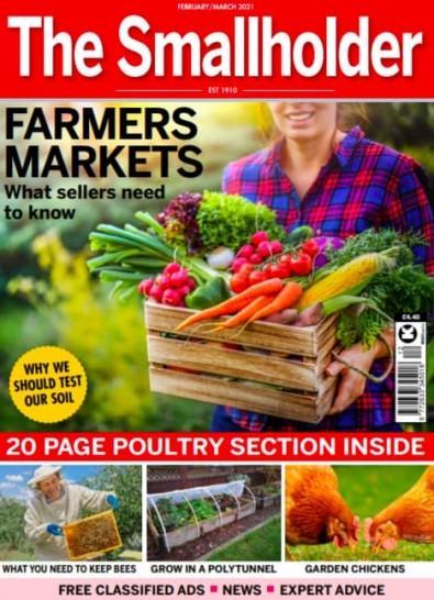 The Smallholder magazine cover
