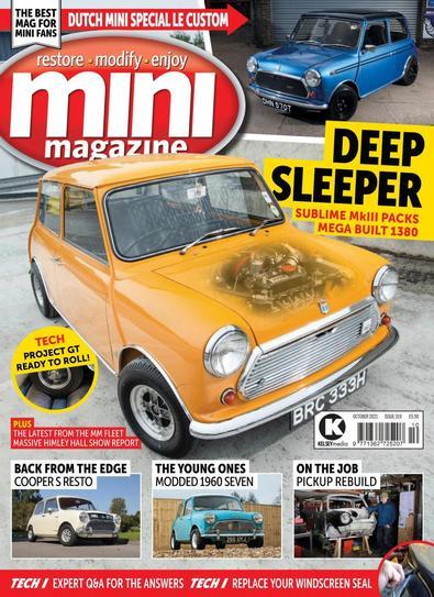 Mini Magazine cover