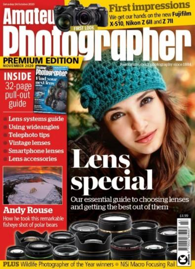 Amateur Photographer Premium Edition magazine cover