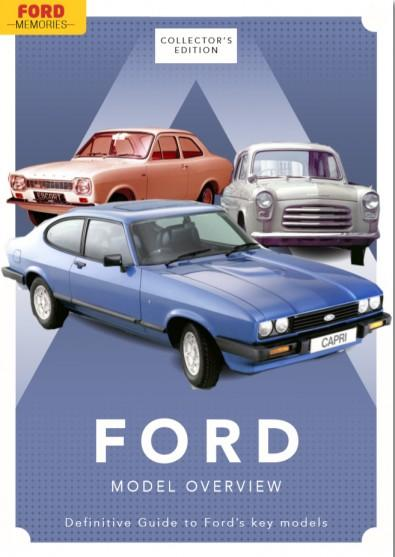 Ford Memories magazine cover