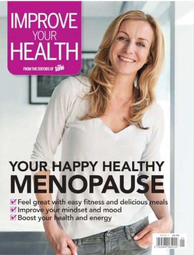 Improve Your Health magazine cover