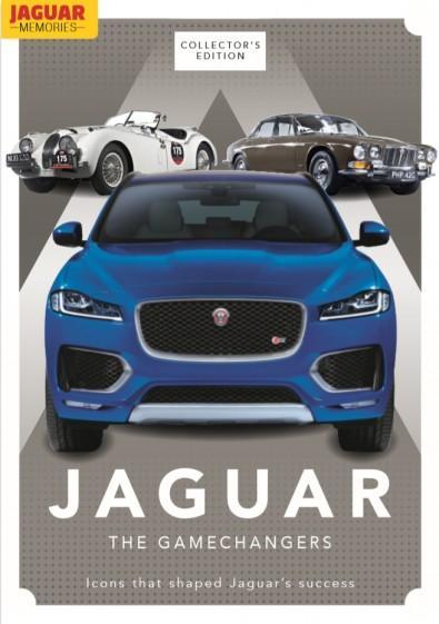 Jaguar Memories magazine cover