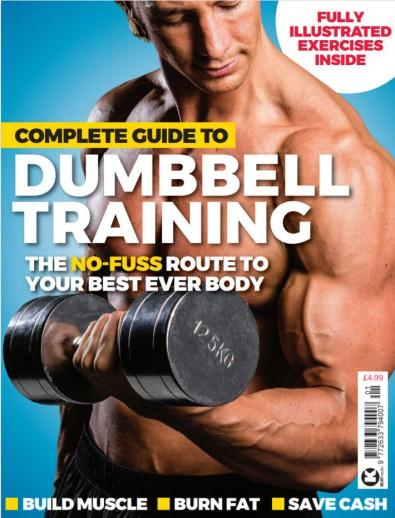 Men's Fitness Guide magazine cover