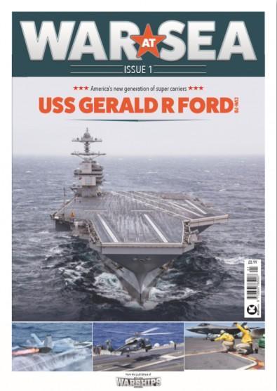 War At Sea magazine cover