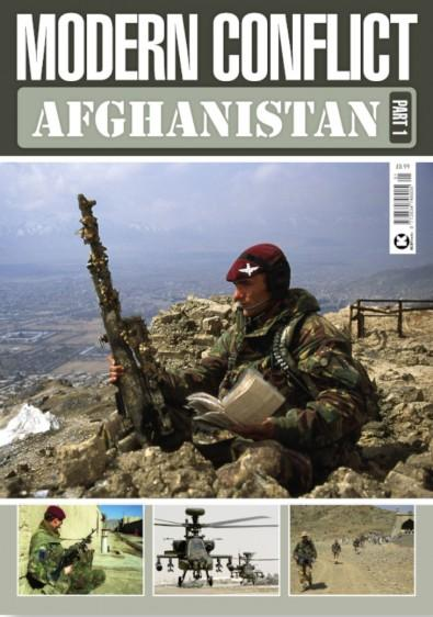 Modern Conflict magazine cover