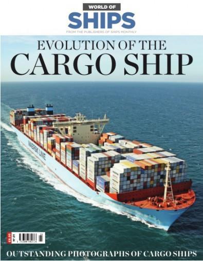 World of Ships magazine cover