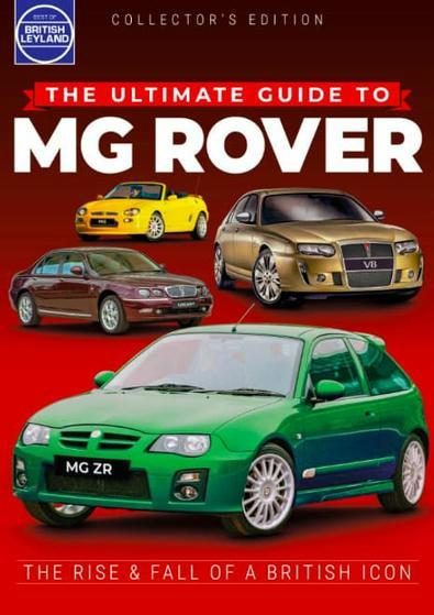 Best of British Leyland magazine cover