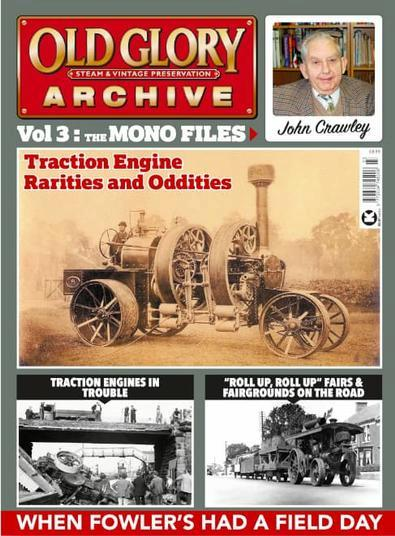 Old Glory Archive magazine cover