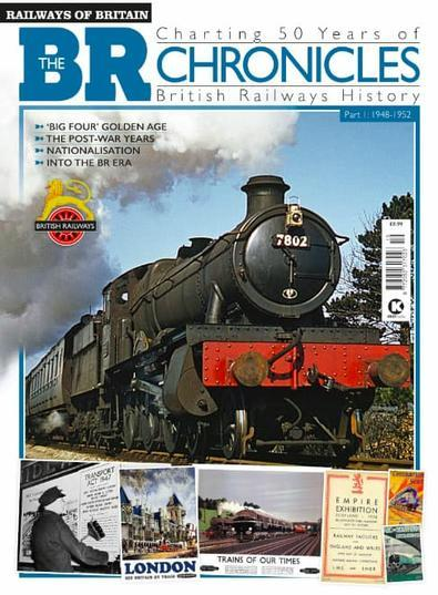 The BR Chronicles magazine cover