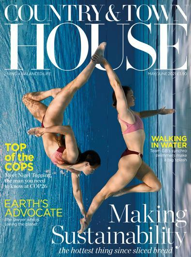 Country and Town House 2 year magazine cover