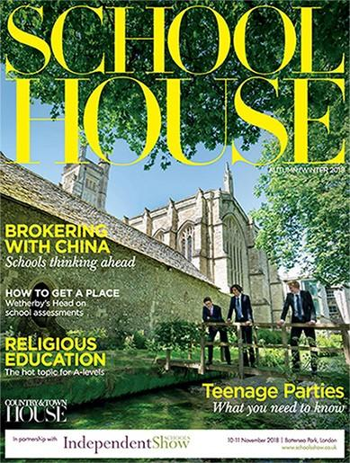 School House magazine cover
