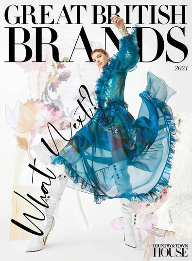 Great British Brands cover