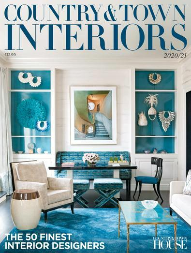 Country & Town Interiors 2020/21 cover