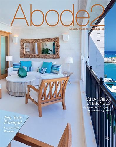 Abode2 magazine cover
