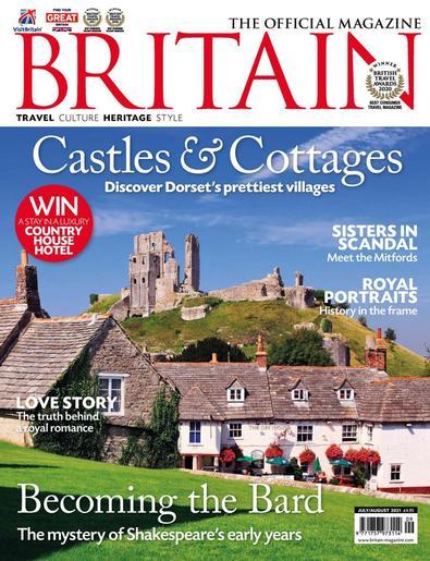 BRITAIN magazine cover