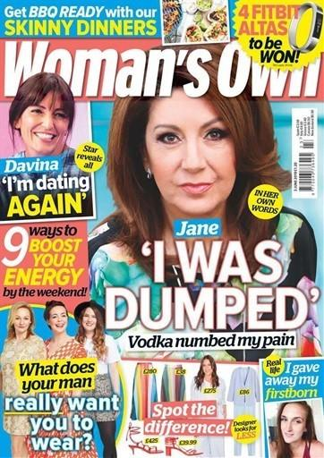 Woman's Own magazine cover