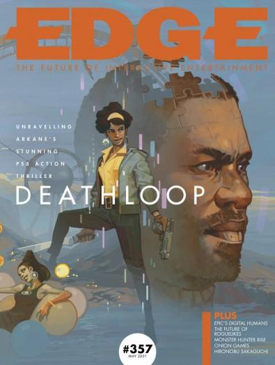Edge magazine cover