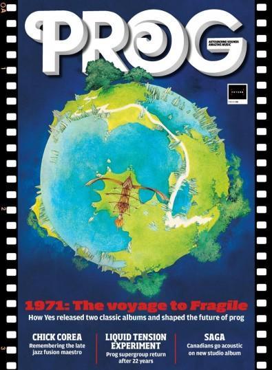 Prog magazine cover
