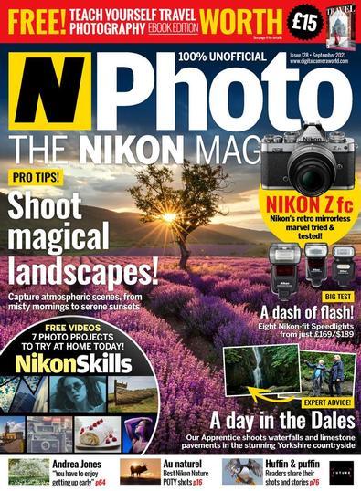 N-Photo magazine cover