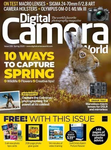 Digital Camera magazine cover