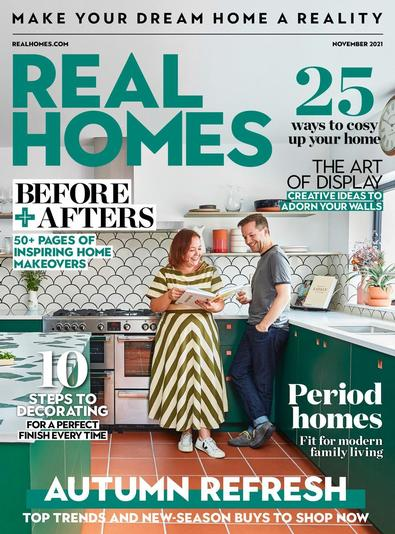 Real Homes magazine cover
