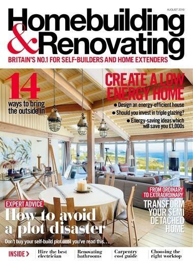 Homebuilding & Renovating - Premium magazine cover