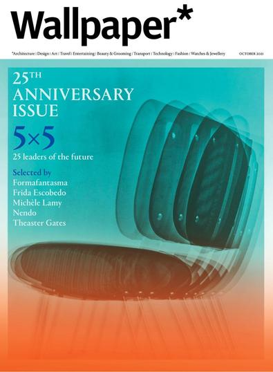 Wallpaper magazine cover