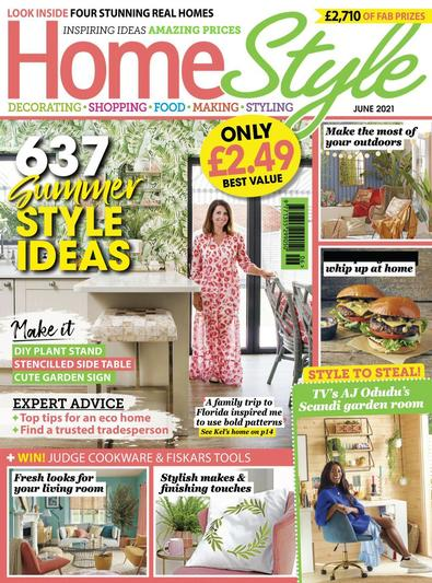 Home Style magazine cover