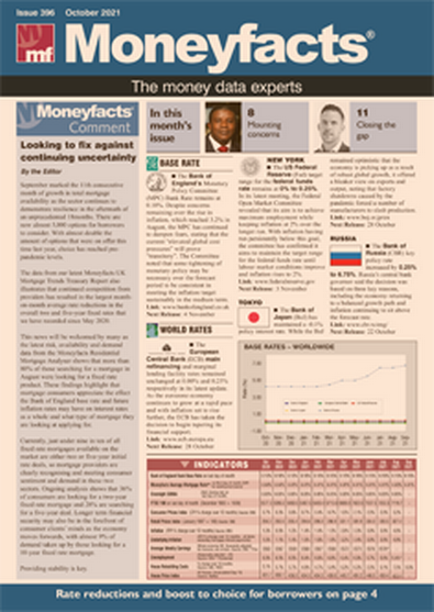 Moneyfacts magazine cover