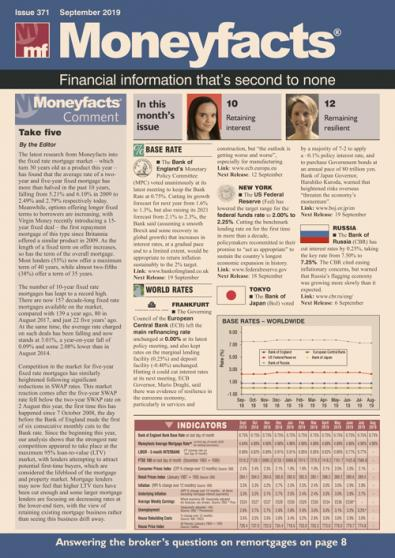 Moneyfacts magazine cover