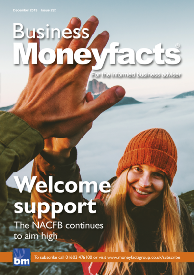 Business Moneyfacts magazine cover