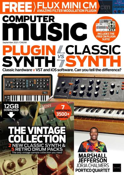 Computer Music digital cover