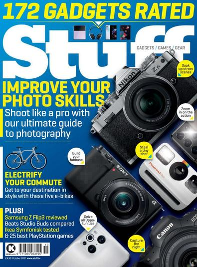 Stuff digital cover