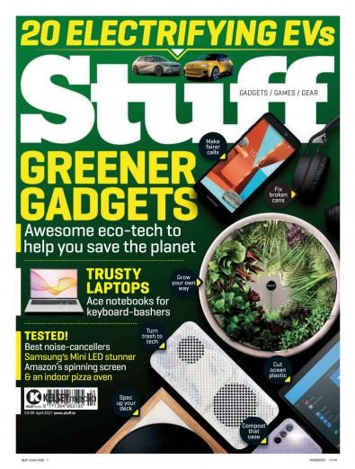 Stuff digital cover