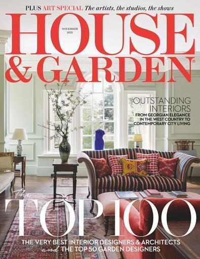 House & Garden digital cover