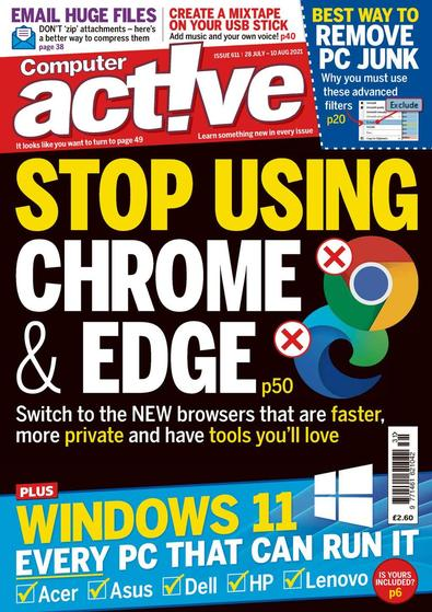 Computeractive digital cover