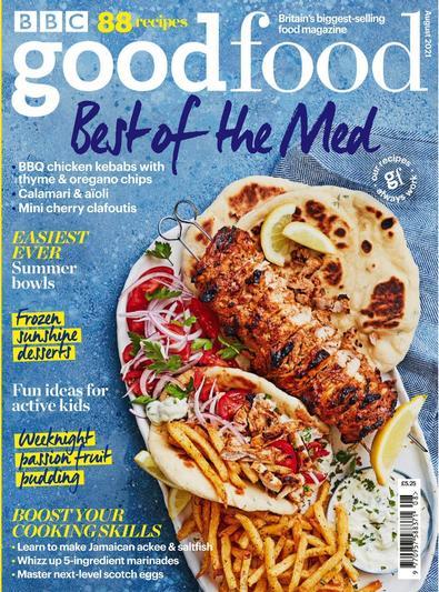 BBC Good Food digital cover