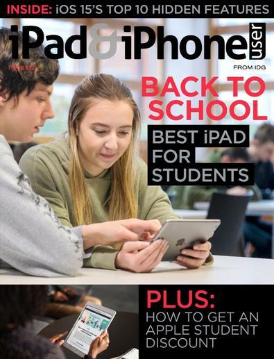 iPad & iPhone User digital cover