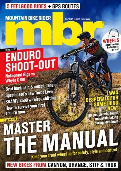 Mountain Bike Rider digital cover
