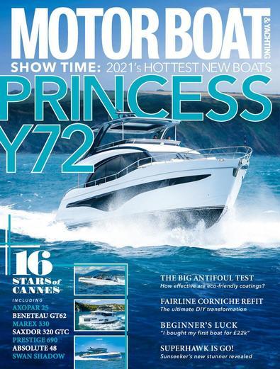 Motor Boat & Yachting digital cover