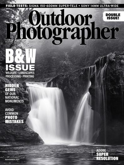 Outdoor Photographer USA digital cover