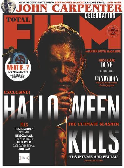 Total Film digital cover