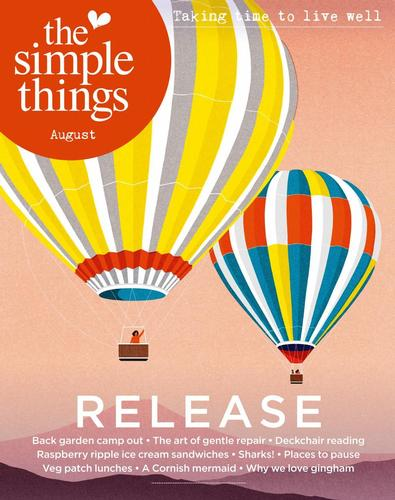 The Simple Things digital cover